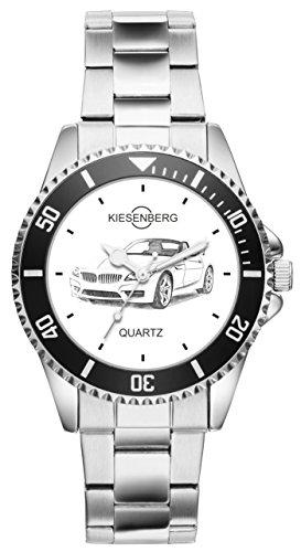 Kiesenberg Uhr 20036 Geschenk Artikel für BMW Z4 Fahrer Auto Fans und Fahrer (Der Perfekte Fahrer)