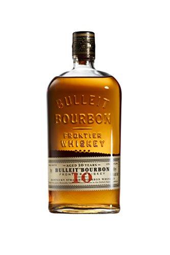 Bulleit Bourbon Frontier Whiskey - 10 Jahre  (1 x 0.7 l)