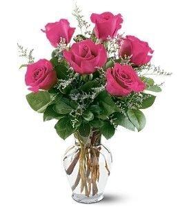 oferta-otono-ramo-de-6-rosas-naturales-frescas-en-color-rosa-vivo-nota-personalizada-gratis