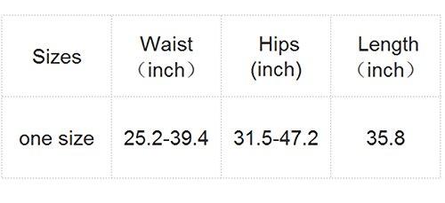 Hjuns Legging femme taille haute pour yoga, running, fitness Gris - Gris