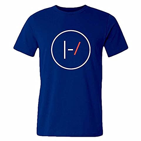 21 Twenty One Pilots Logo 05 Men's Tops Cotton T shirt M