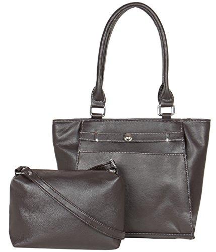 ADISA AD4026 Women Handbag With Sling Bag