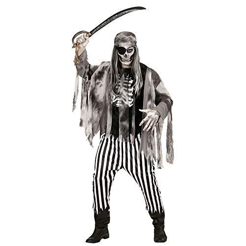 Widmann - Erwachsenenkostüm Geisterschiffpirat (Zombie Piraten Kostüm Männer)