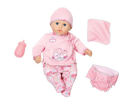 Preisvergleich Produktbild Zapf Creation 794326 - My First Baby Annabell I Care for You