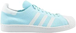 Adidas Superstar 80's Primeknit Homme Baskets Mode Bleu