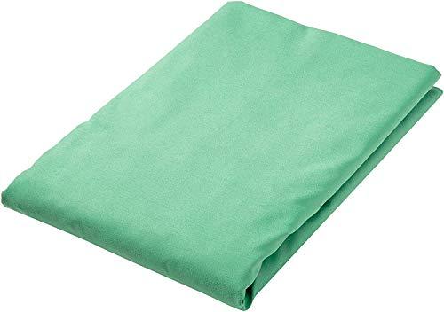 AmazonBasics Asciugamano da bagno microfibra Microfibra Verde Bagno