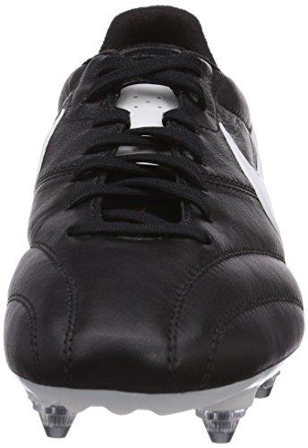 Nike Herren the Premier Sg Fußballschuhe Schwarz (Black/Summit White-Orange Blaze)