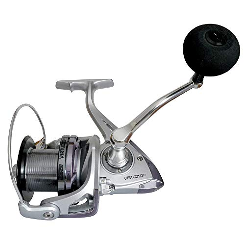 Tronixpro Virtuoso XT Export Edition Surfcasting Reel | 8000 Size | 11+1 Bearings | Interchangeable Spools