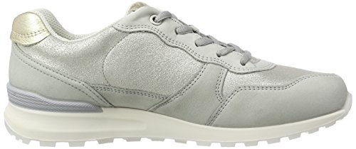 Ecco Cs14 Ladies, Baskets Basses Femme Gris - Grey (wild Dove/moon Rock/light Gold59531)