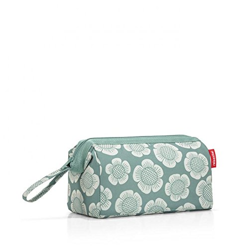 reisenthel Travelcosmetic, Toiletry Bag, Beauty Case, Cosmetic Bag,  Organizer, Bloomy, 4 L, Premium-quality Polyester, WC5037