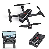 EACHINE EX3 Avions Drone avec Camera 2k HD GPS 5G-WiFi Brushless Moteur Pliable FPV Quadcopter 3400mAh Batterie Inclus