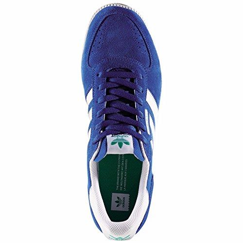 adidas Herren Leonero Skateboardschuhe Verschiedene Farben (Reauni/Ftwbla/Verbas)
