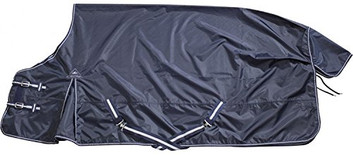 "Equi-Theme ""Light\"" Regendecke, marine (145 cm)"