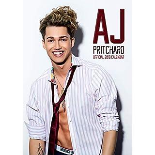 AJ Pritchard Official 2019 Calendar