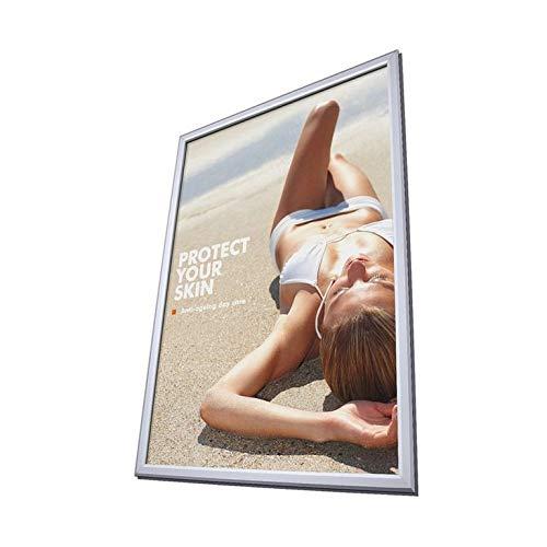 Fenster-Klapprahmen beidseitig A1 25mm Rahmen Alu Klapprahmen für Fenster