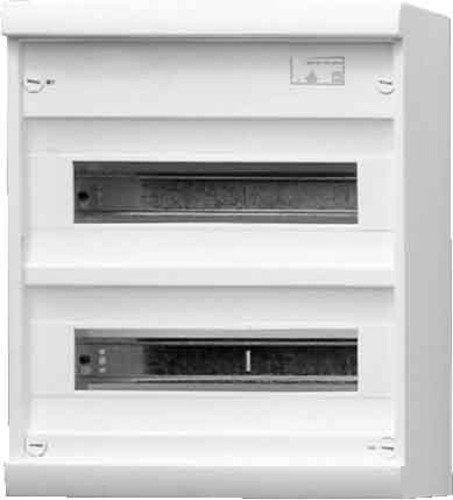 ABN Braun Kleinverteiler A24A Installationskleinverteiler 4015153035294