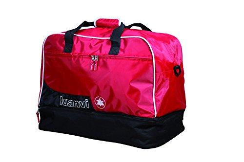 Luanvi Club Grande Maleta, 53 cm, Rojo
