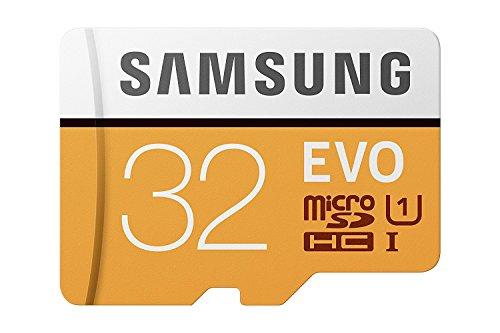 Galleria fotografica Samsung MB-MP32GA/EU EVO Scheda MicroSD da 32 GB, UHS-I, fino a 95 MB/s, Adattatore SD Incluso