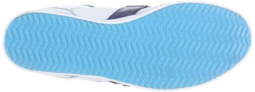 KangaROOS Jimi-Mid 71704 Herren Skateboardschuhe Blau (duskblue/wht)