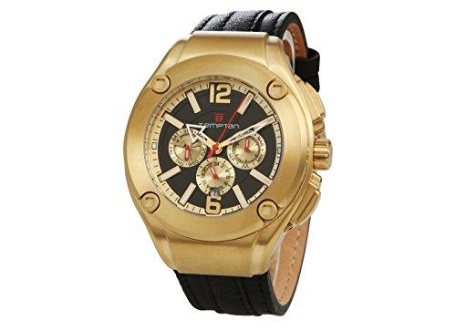 Exclusive Temptan Titan Automatikuhr TI05-0043GL-s-go Herrenuhr Armbanduhr