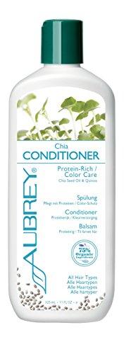 Chia Spülung - Bio-Quinoa-Protein & Bio-Chiasamenöl 325ml - Aubrey Protein Conditioner