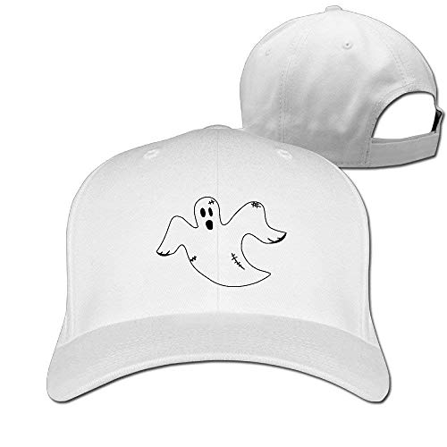 Halloween Flying Ghost Fashion Pure Color Baseball Caps Unisex