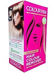 Color Color del pelo B4 Remover - la fuerza regular para la luz para los tonos medios