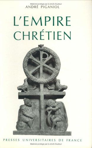 L'empire chrétien, 325-395