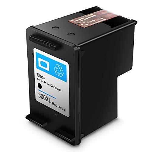 AIcase Multipack, ersetzt HP 300 XL, Remanufactured Druckerpatronen, Druckköpfe Kompatibel zu HP 300XL Tintenpatronen