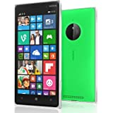 Nokia Lumia 830 Smartphone, 16 GB, Fotocamera da 10 MP, Display da 5'', LTE, Verde