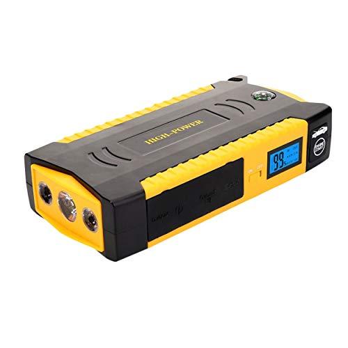 Lofenlli Multifonctionnel Batterie de Voiture de démarreur de démarrage de Secours Booster Automatique de Pack de Secours d'urgence de véhicule Démarrer 1800Mah de Pointe Actuelle