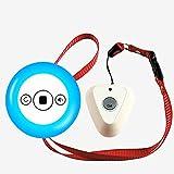 Kit de alarma de emergencia inalámbrico, seguridad en el hogar Monitor de ancianos portátil Cuidador personal Buscapersonas para niños mayores adecuados Mujeres embarazadas discapacitadas Paciente,B