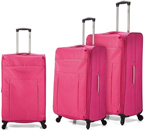 Benzi - Juego de maletas (Rosa)