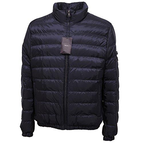 5965Q piumino uomo PRADA giubbotto blu jacket men [52]