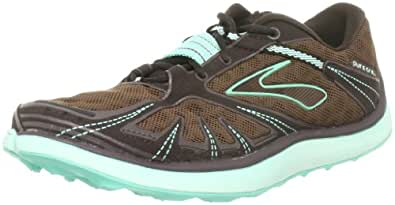 Brooks PureGrit Women's Trail Running Shoes - 5 Brown