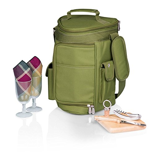 picnic-time-meritage-insulated-triangular-wine-and-cheese-cooler-tote-olive-green-by-picnic-time