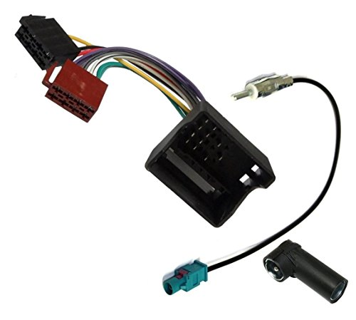 AERZETIX: Adaptador cable enchufe radio antena coche