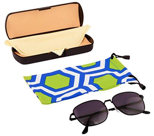 Addon Eyewear Polarized Wayfarer Sunglasses for Men & Women