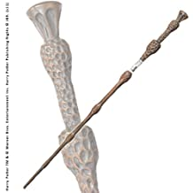 Noble Collection Proffesor Albert Dumbledore Character Wand