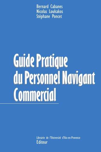 Guide pratique du personnel navigant commercial