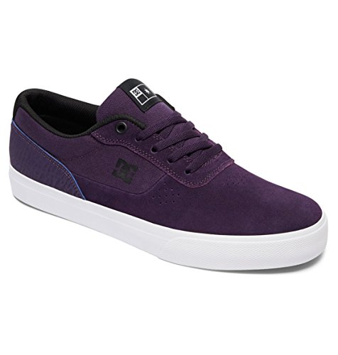 Dc Argosy Haze Purple Vulc Camo Shoes Preto Y5rqBwfrx