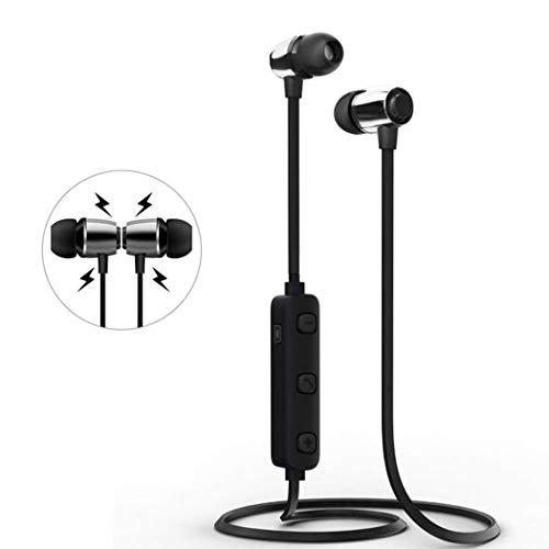 Gensit Banda Cuello Bluetooth Auriculares Deportivos