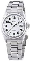 FESTINA F16375/9 - Reloj de mujer de cuarzo, correa de acero inoxidable color plata de FESTINA
