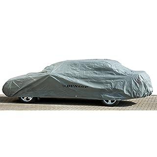 DUNLOP Fahrzeugabdeckung Voll-Garage universell XXL - ca. 534 cm x 178 cm x 120 cm