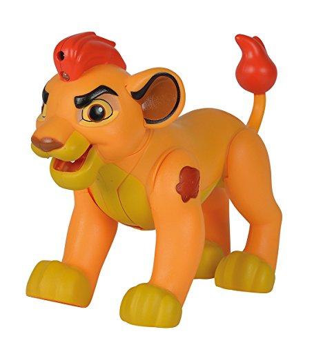Simba 109314357 - Die Garde der Löwen interaktive Spielfigur Kion