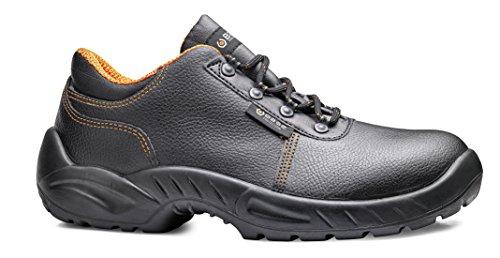 Base BO153 Termini S3 SRC Mens Smart antidérapante lacets chaussure de sécurité