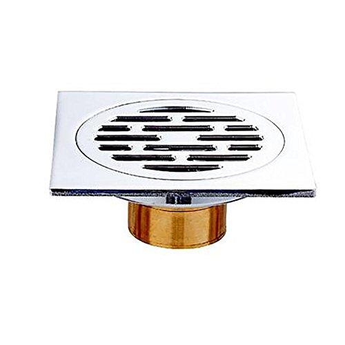 W&P Bad Abwasserkanal Deodorierung Wasser Auslass Dusche Boden Abfluss Zubehör Unsichtbare Dusche Boden Abfluss Küche Balkon Abwassersieb , a