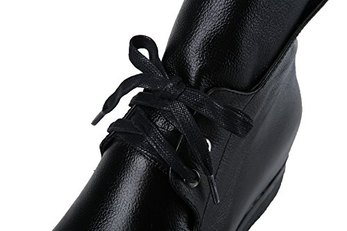 BalaMasa  Abl09677, Sandales Plateforme femme Noir