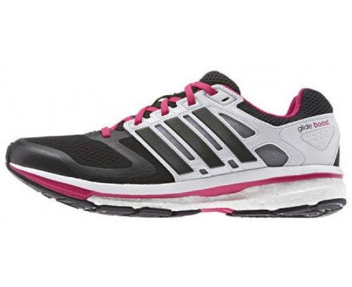 adidas Supernova Glide 6 W, Chaussures de running Damen Schwarz