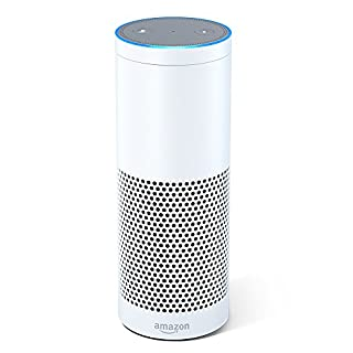 Amazon Echo, Weiß (Vorherige Generation)